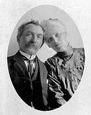 August and Ellen Dumkin