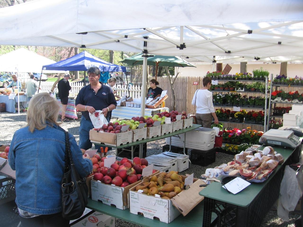 Palisades Farmers' Market