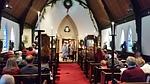 Palisades Church at Christmas