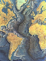 Atlantic Ocen Floor